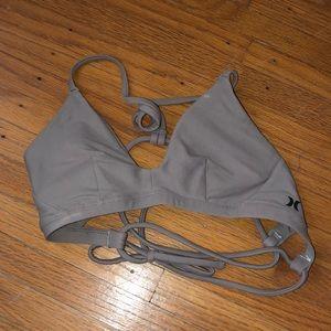 Hurley bikini top